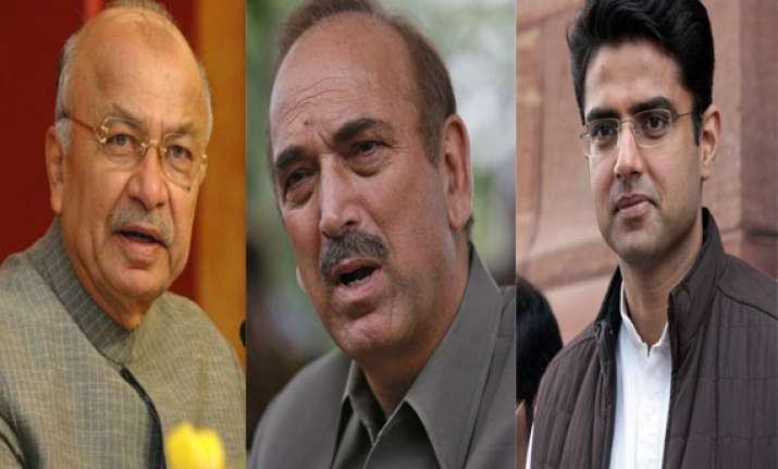 union ministers shinde azad pilot file nominations