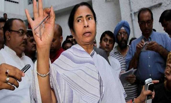 unwilling farmers will get back their land assures mamata