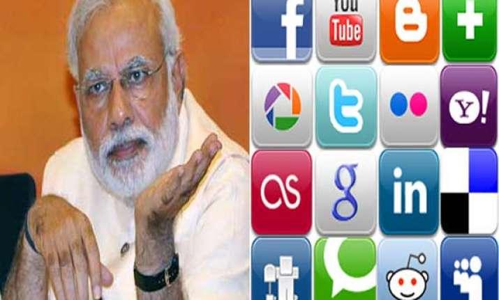 use social media to expose opposition s propaganda modi to