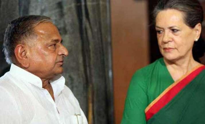 vadra land deals mulayam mayawati back sonia gandhi