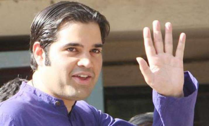varun gandhi not to campaign in cousin rahul s constituency