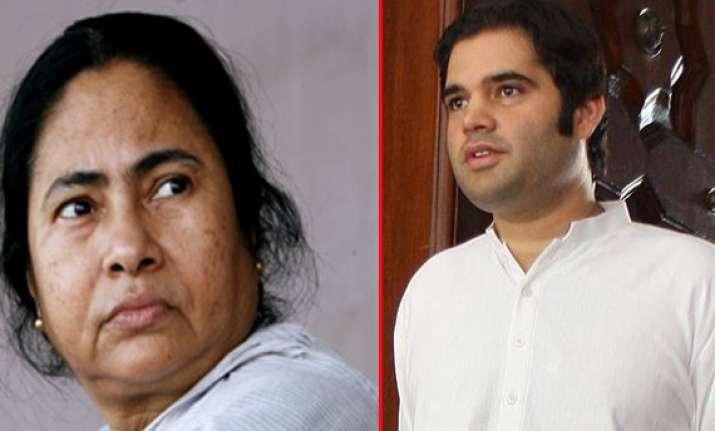 varun gandhi reminds mamata of bjp s help