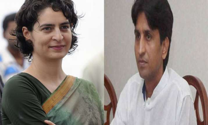 video shows congress worker in amethi telling priyanka he