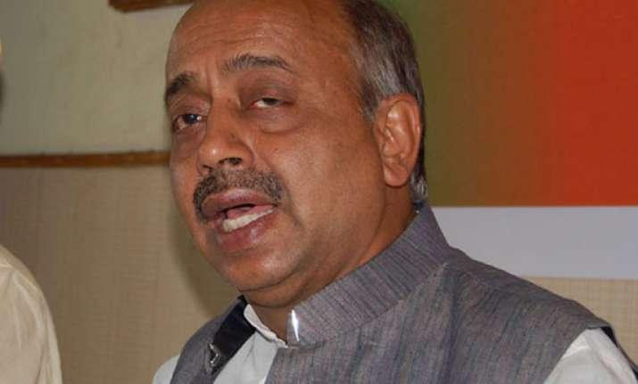 vijay goel to head delhi bjp poll panels
