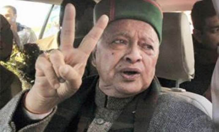 virbhadra singh to be sworn in himachal cm for sixth time