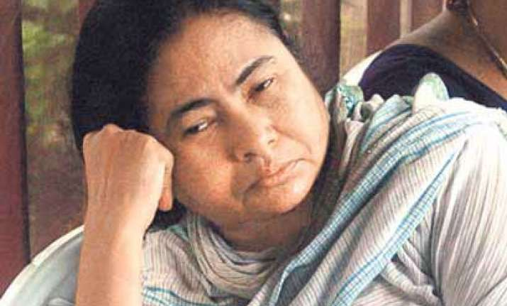 we did not seek gjm support says mamata