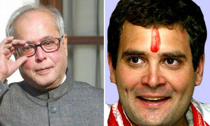 we learn a lot from pranab says rahul gandhi