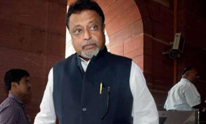 west bengal mukul roy attacks sec mira pandey
