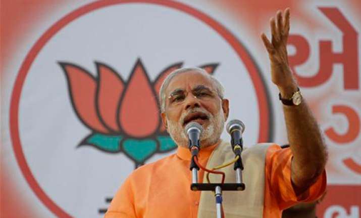 why narendra modi is the only hope for bjp in 2014