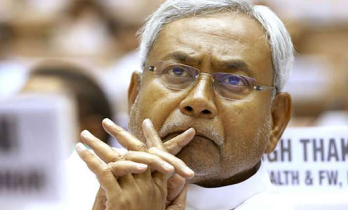 will bihar cm nitish kumar bow to pressure and re think his