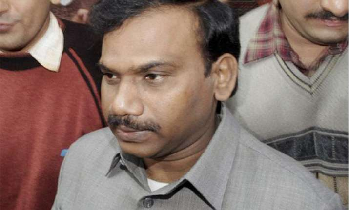 will 2g tainted a raja gets second term in nilgiris