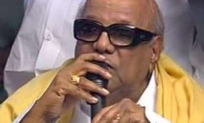 will extend hand to those against communalism karunanidhi