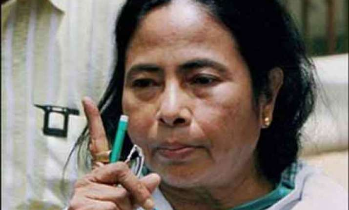 will never ever have an alliance with bjp mamata