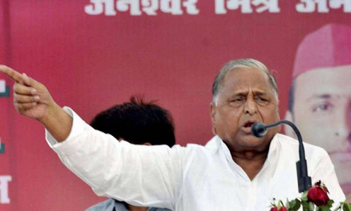will stake claim to the pm post if thrid front wins mulayam