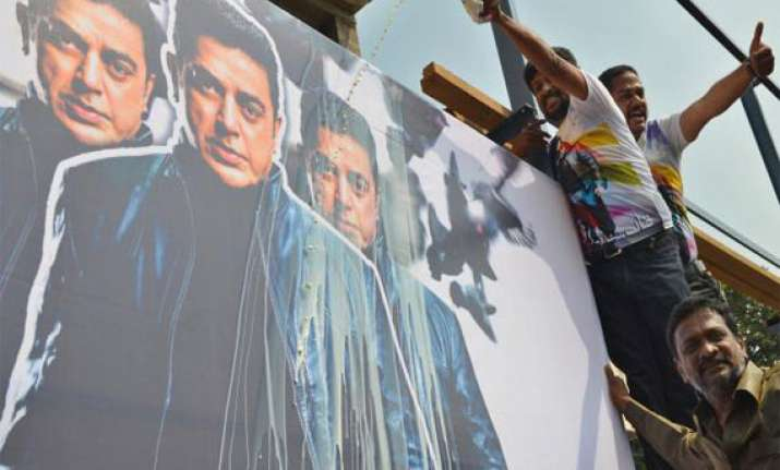will ban vishwaroopam in up if found objectionable sp