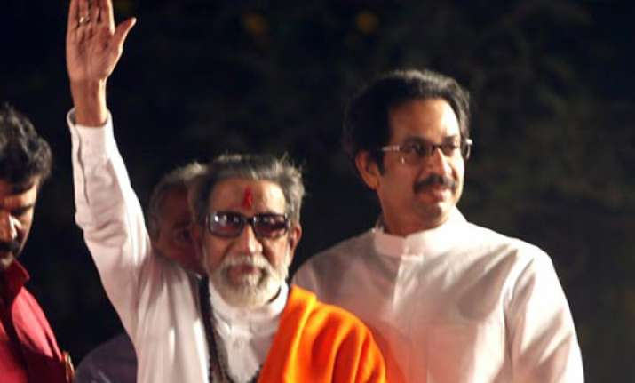 with bal thackeray ailing uddhav calls meeting of mps mlas