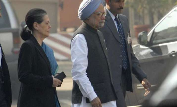 with numbers favouring upa confident of fdi debate