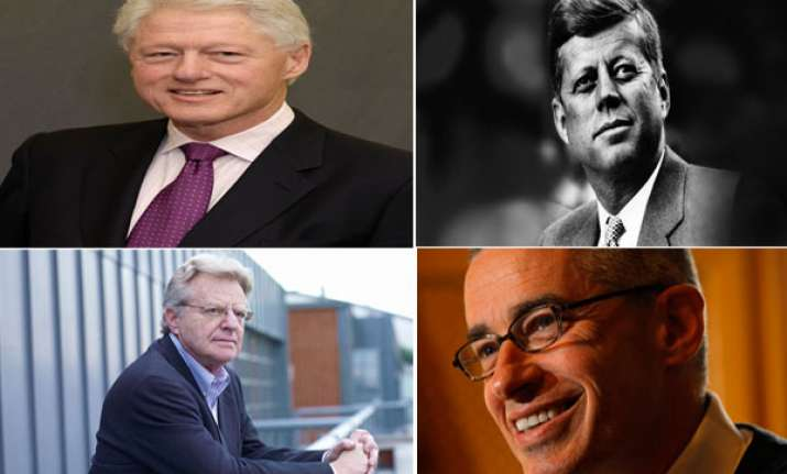 world s ten politicians involved in sex scandals