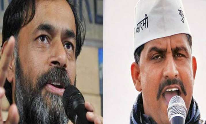 wrangling within aap comes to the fore