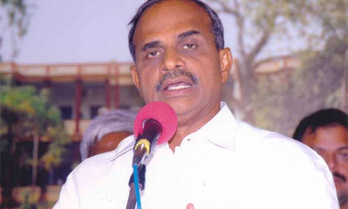 ysr s brother in law sent to jail in forgery case