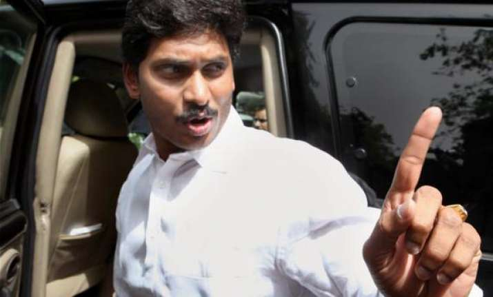 ysr congress leading in 15 assembly seats in andhra bypolls