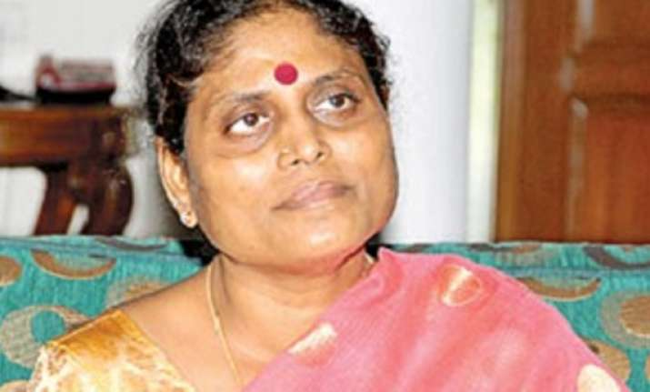y s vijaya lakshmi to be ysrcp s leader in ap assembly