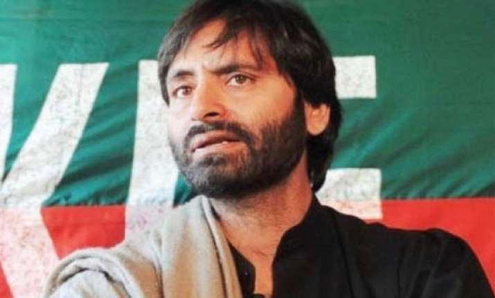 yaseen malik threatens dangerous consequences if afzal is