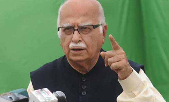 yashwant sinha is right candidate to be jharkhand cm l k