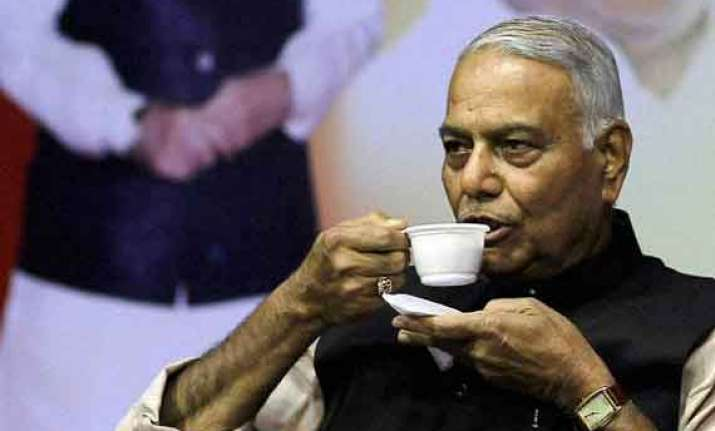yashwant sinha granted bail after his lawyers move bail plea