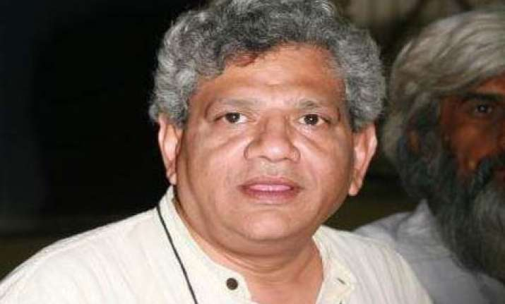 yechury reinforces demand for jpc probe into 2g scam