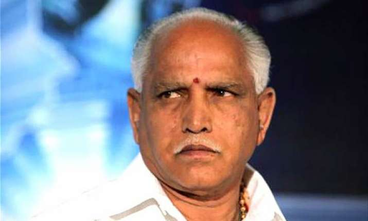 yeddyurappa a great survivor completes 3 years in office