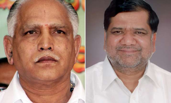 yeddyurappa launches new party dares karnataka cm to quit