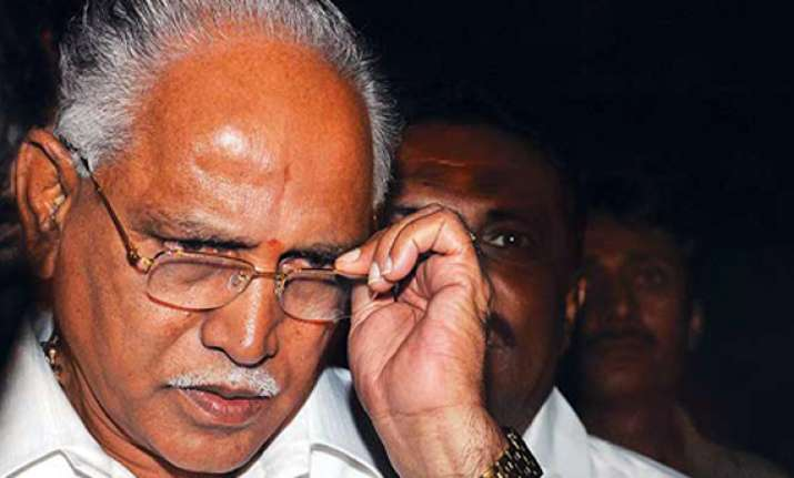 yeddyurappa will flop like gujarat s keshubhai patel hopes