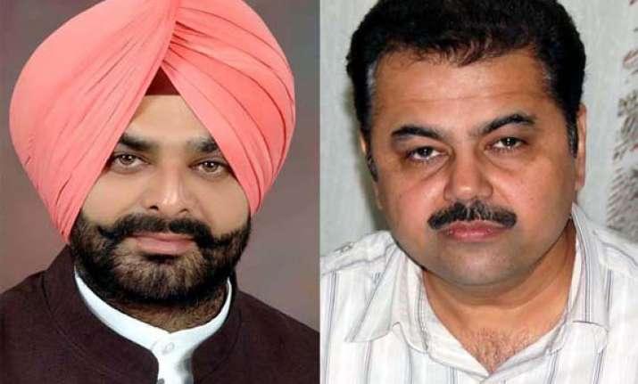 sukhbir badal claims punjab asst ig s assailants were