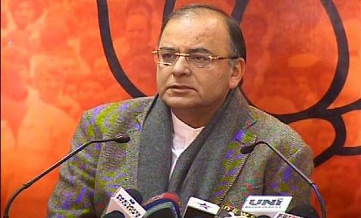 2g spectrum charge sheet has left out core issues jaitley