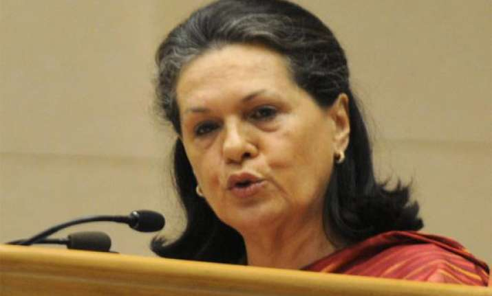 2g spectrum row backfires on bjp sonia