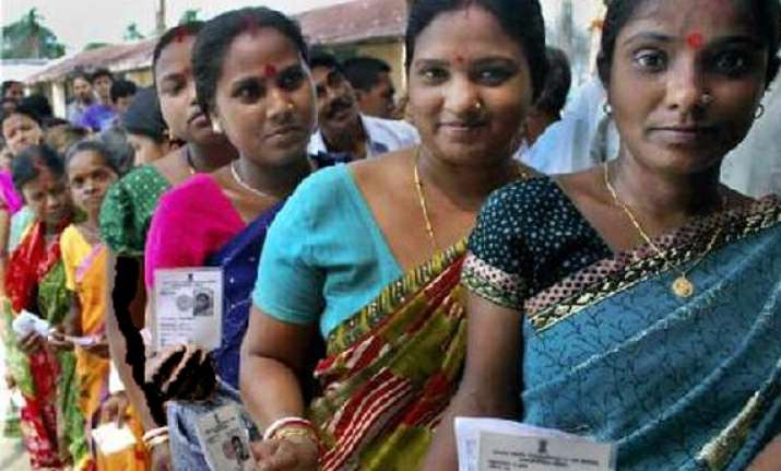44.5 pc polling in purnia bypoll