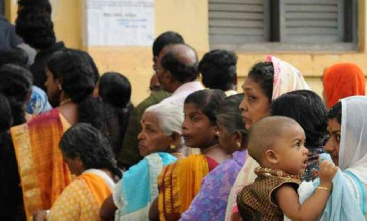 61 per cent polling in mandu assembly bypoll