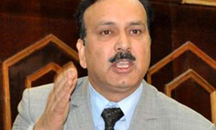 kashmir s junior home minister to quit