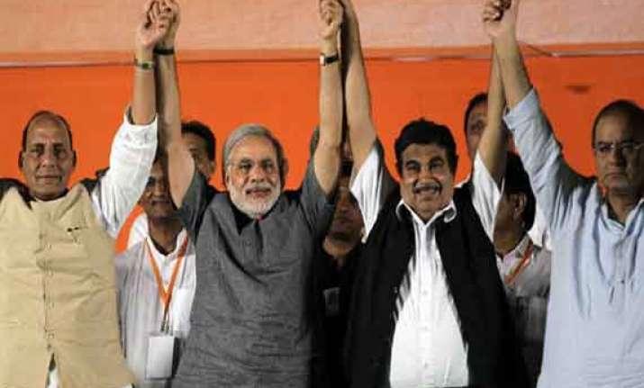 3 senior bjp leaders to meet modi today