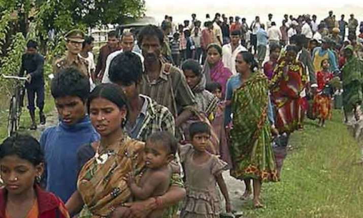 2 to 6 crore bangladeshi migrants in india