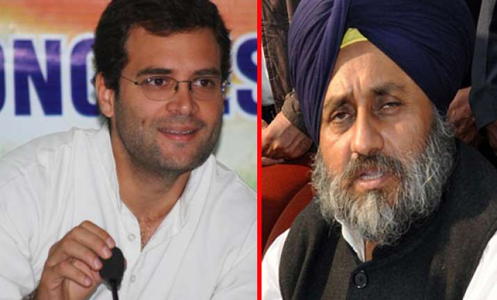 sukhbir badal rahul gandhi yet to understand india and its