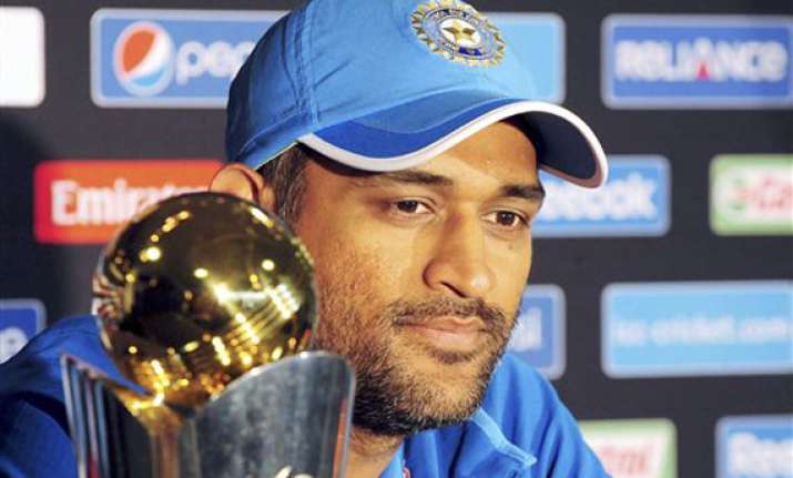 captain cool dhoni and his midas touch