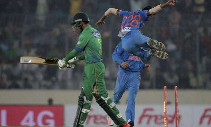 five factors in the match that turned it in india s favour