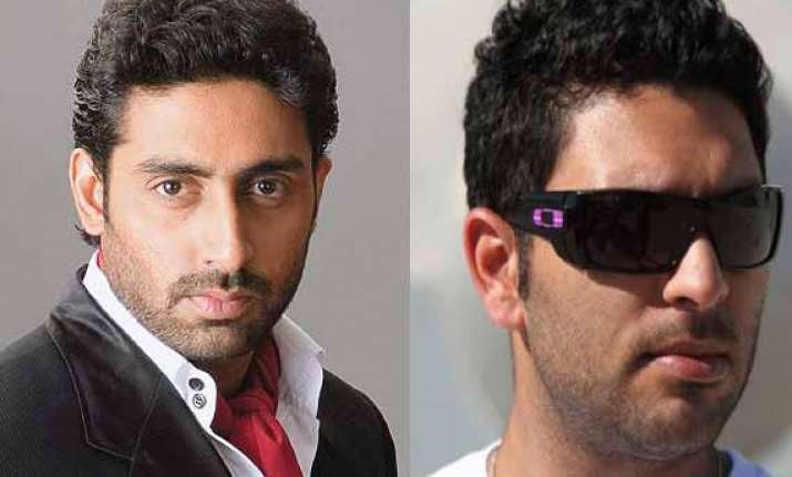 abhishek bachchan keen on yuvraj singh biopic