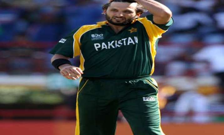 afridi blames top order collapse for world cup defeat
