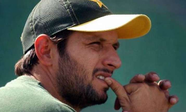 afridi pulls out of ireland tour