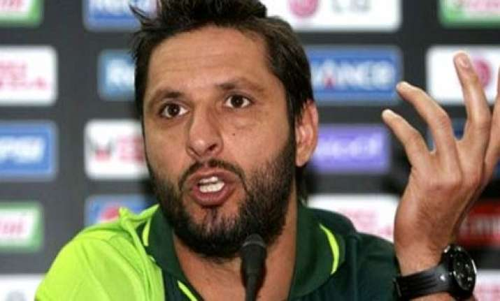 afridi ruled out of hampshire stint after pcb blow