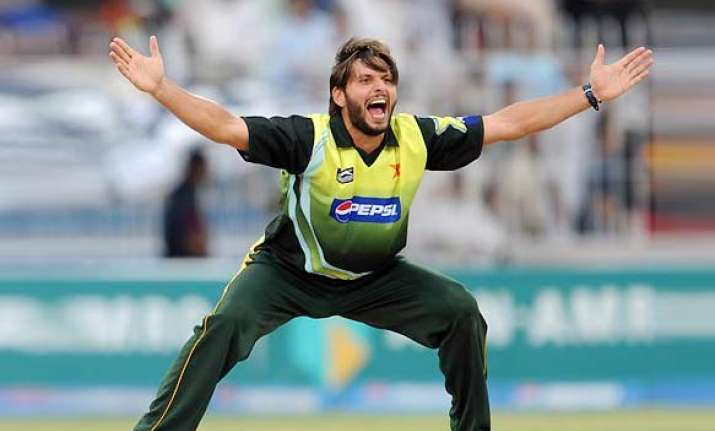 afridi wants pakistan india world cup final
