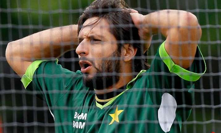 afridi s lawyer says pcb disciplinary process is a sham